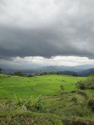 peisaj din Tana Toraja