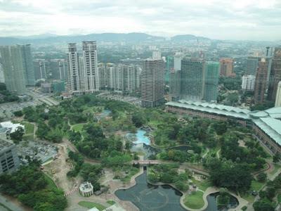 Imagini Malaezia: panorama Kuala Lumpur