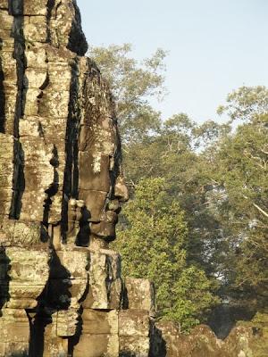 Obiective turistice Angkor Wat: templul Bayon