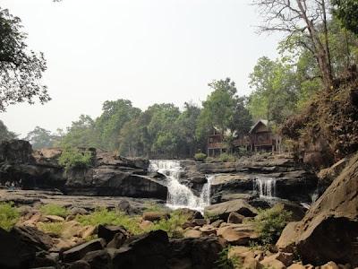 Cascade in Laos