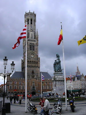 Obiective turistice Brugge: Belfort