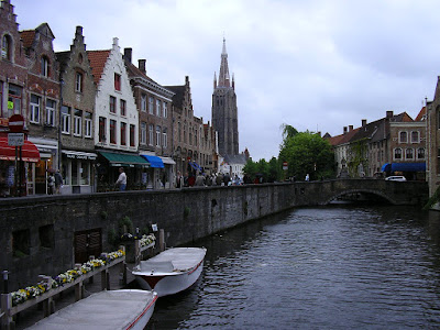 Canale Bruges