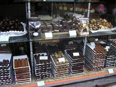 Ciocolata belgiana