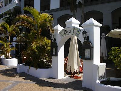 Restaurant Bocana