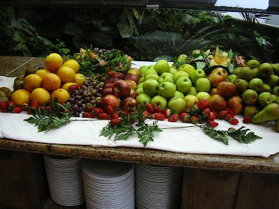 plin de fructe exotice