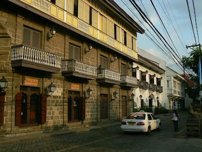 Obiective turistice Filipine: Intramuros, orasul vechi spaniol