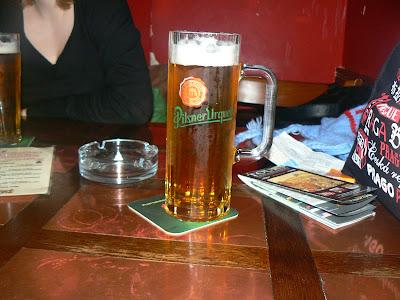 Imagini Cehia: Pilsner Urquell rece