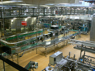 Imagini Cehia: fabrica Pilsner Urquell