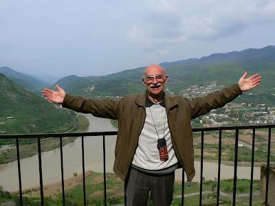 Obiective turistice Georgia: Eduard la Mskheta
