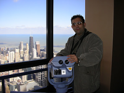 Imagini SUA: in Sears Tower Chicago