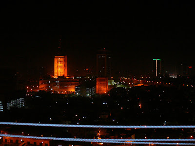 Cazare Egipt: Isis Hotel Cairo panorama de noapte