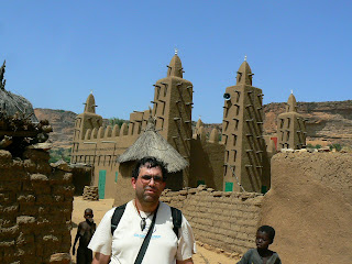 Imagini Mali: prin satele din Pays Dogon