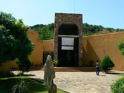 Obiective turistice Mali: Muzeul National din Bamako