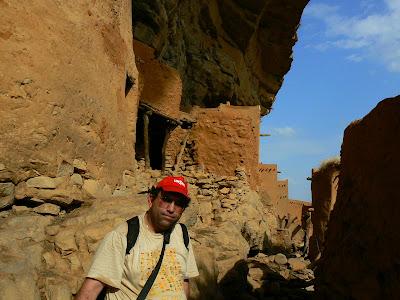Obiective turistice Mali: printr-un sat din Pays Dogon