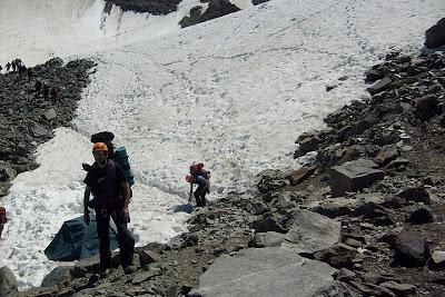 Ascensiune Mont Blanc: Iulian Sirbu