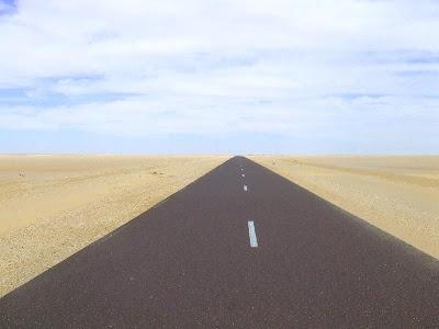 Imagini Sahara: drumul spre Dakar