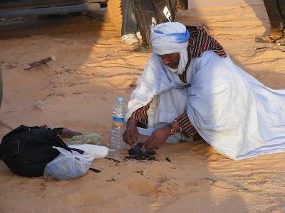 In Sahara, spre Bamako
