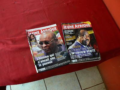 Imagini Mali: presa africana e scrisa la Paris