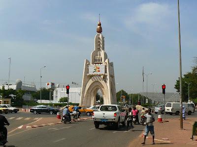 Imagini Mali: Cinquentanaire Bamako