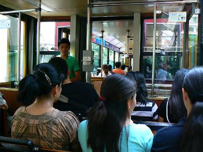 Imagini Hong Kong: Victoria Tram