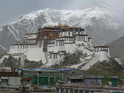 Obiective turistice TIbet: Potala Lhasa