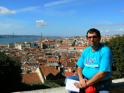 Imagini Portugalia: panorama Lisabona