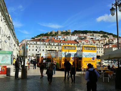 Imagini Portugalia: Castelul Sao Jorge