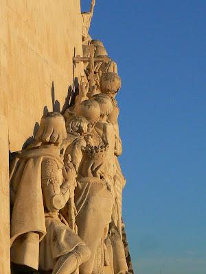 Imagini Portugalia: monumentul descoperitorilor din Belem