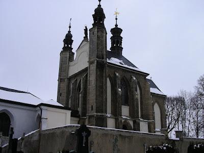 Imagini Cehia: Kutna Hora biserica osuar