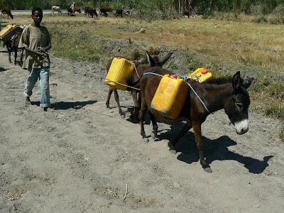 Imagini Etiopia rurala