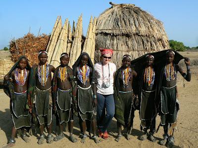 Imagini Etiopia: sat Arbore