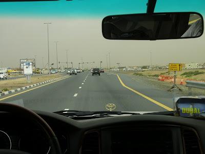 Imagini Dubai: Safari in desert