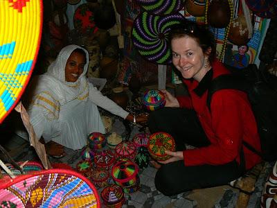 Imagini Etiopia: suveniruri Aksum