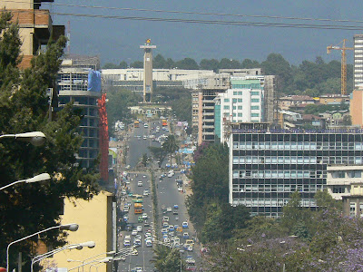 Imagini Etiopia: Addis-ul modern