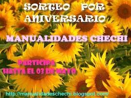 Sorteo de Chechi !!!♥