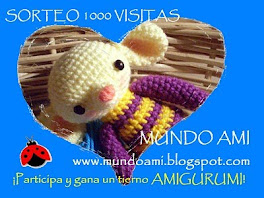 ♥SORTEO en MUNDO AMI !!!!