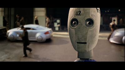 én a robot 42
