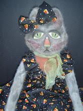 My Halloween kitty Nellie
