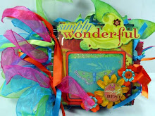 Simply Wonderful Paper Bag Album