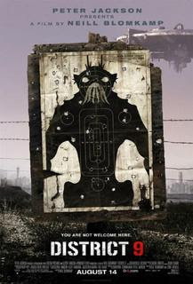 Baixar Filme - Distrito 9 BDrip Dublado