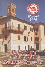 Pizzo sindaco di Veroli