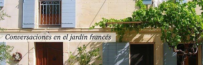 conversaciones en el jardin frances