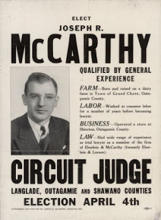 Poster for Joseph R. McCarthy