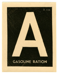 Ration Coupons on the Home Front, 1942-1945