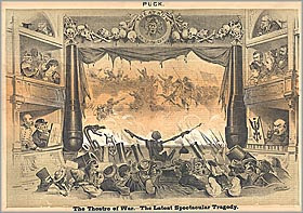 The Theatre of War – The Latest Spectacular Tragedy