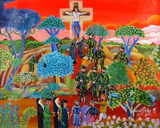 Ignacio Fletes Cruz: Nicaraguan Primitivista Painter