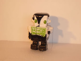 Tar Tofu Robot