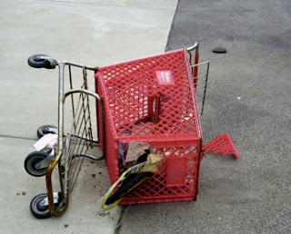 The Stray Shopping Cart Project
