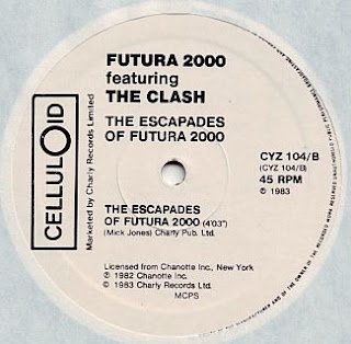 The Escapades Of Futura 2000 (version)