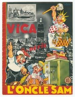 Vica Nazi Propaganda Comics